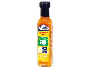 Peri Peri Hot sauce - Ostrá chilli omáčka Peri Peri 142ml Encona