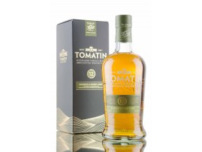 Tomatin 12YO Single Malt Scotch Whisky 43% 0,7 l