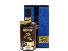 Rum Malteco 1986 0,7l 40% v dřevěném boxu