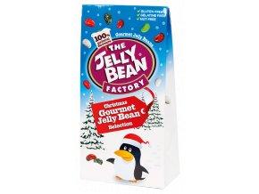 Jelly Bean Christmas Gourmet Selection Box - Želé fazolky vánoční mix krabička 225g