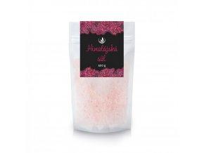Himalájská sůl růžová 500g Allnature