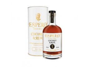 Ron Espero Coconut v tubě 40% 0,7l