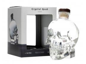 Vodka Crystal Head 0,7 l