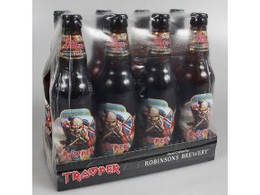 Pivo Iron Maiden Trooper 8 x 0,5 l