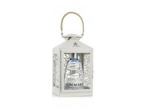 Gin Mare v dárkovém balení Lucerna 42,7% 0,7l