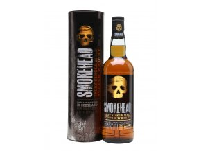 Whisky Smokehead single malt 43% 0,7l