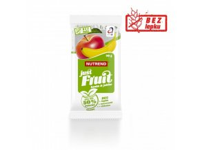 Nutrend JUST FRUIT tyčinka banán + jablko 30g