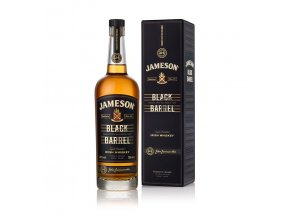Jameson Black barrel 0,7 l
