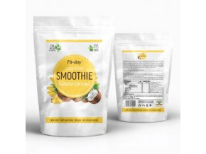 smoothie banana coconut fit day 90 g