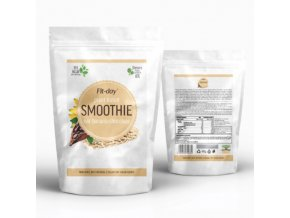 smoothie oat banana chocolate fit day 90 g