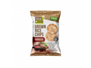 ryzove chipsy barbecue rice up 60 g