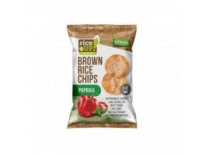 ryzove chipsy chilli papricky rice up 60 g