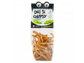dej si chipsy bylinkove lumas 80 g