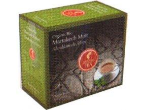 Prémiový čaj Marrakech Mint  Organic 20x3 g Julius Meinl