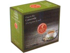 Prémiový čaj Camomile (heřmánek) Organic 20x3 g Julius Meinl