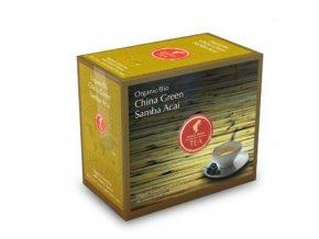 Prémiový čaj China Green Samba Acai Organic 20x3 g Julius Meinl