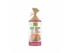 Rýžové chlebíčky se 7 druhy semen 120g Rice Up