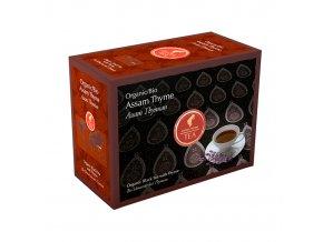 Prémiový čaj Assam Thyme (tymián) Organic 20x3 g Julius Meinl