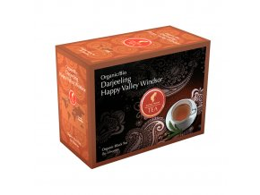 Prémiový čaj Darjeeling Happy Valley Windsor Organic 20x3 g Julius Meinl