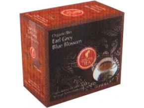 Prémiový čaj Earl Grey Blue Blossom Organic 20x3 g Julius Meinl