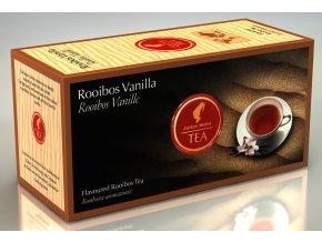 Prémiový čaj Rooibos čaj vanilka 25x1,75 g Julius Meinl