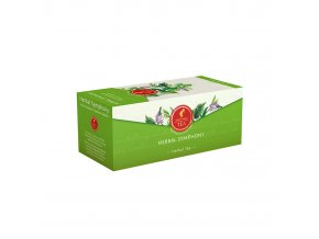 Prémiový čaj Směs alpských bylinek 25x1,75 g Julius Meinl