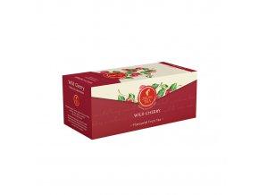 Prémiový čaj Divoké třešně 25x1,75 g Julius Meinl