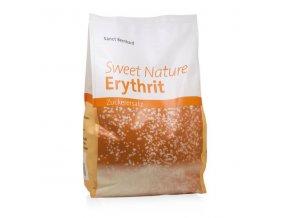 Sweet Nature - Erythrit - přírodní sladidlo 1kg Sanct Bernhard