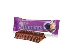 bio svestkova tycinka s cokoladou sanct bernhard 40 g