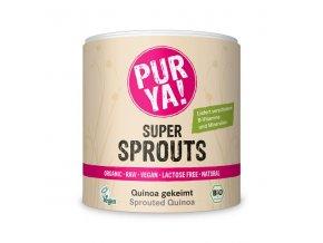 purya bio naklicena quinoa 220 g