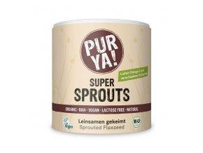purya bio naklicene lnene seminko 200 g