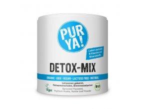 purya bio vegan detoxikacni kura 180 g