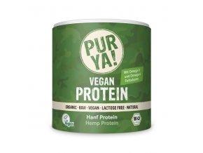 purya bio vegan konopny protein 250 g
