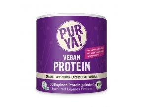 purya bio vegan lupina protein 200 g