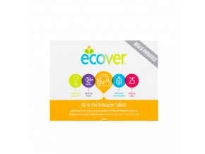 tablety do mycky all in one ecover 500 g