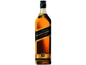 Johnnie Walker Black Label 12YO 40% 3l