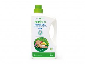 Feel eco prací gel baby 1,5l