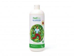 Feel Eco Prostředek na nádobí Malina 1 l