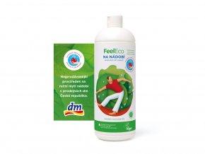 Feel Eco Prostředek na nádobí a ovoce 1 l
