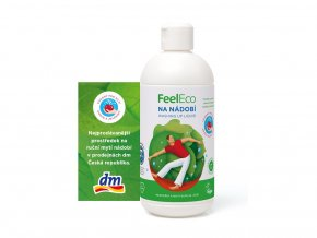 Feel Eco Prostředek na nádobí a ovoce 500 ml