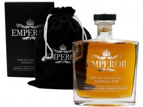 Rum Emperor Private Collection v dárkovém balení 42% 0,7l