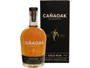 Rum Canaoak v dárkovém balení 40% 0,7l
