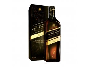 Johnnie Walker Double Black 0,7 l 12 letá