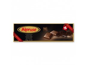 alprose 300g 74 horka svycarska cokolada cukrovinky