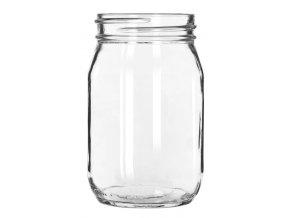 Sklenice Libbey Drinking Jar Economy