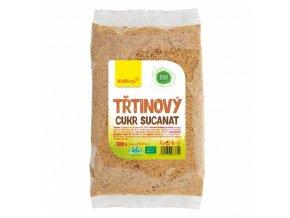 trtinovy cukr sucanat prasek bio 500 g wolfberry