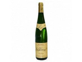 Les Faitieres Riesling 2012 - bílé víno 0,75l Cave d Orschwiller