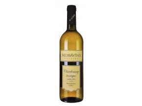 Moravíno Valtice Chardonnay pozdní sběr, barrique 2015 0,75l