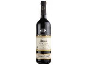 Vinařství Baloun Dornfelder pozdní sběr 2015 0,75l