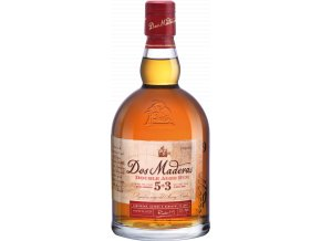 Dos Maderas 5+3 8 Years Old Ron Anejo Reserva Superior 0,7 l